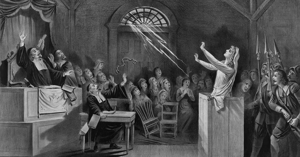 witch trial debunkers believers