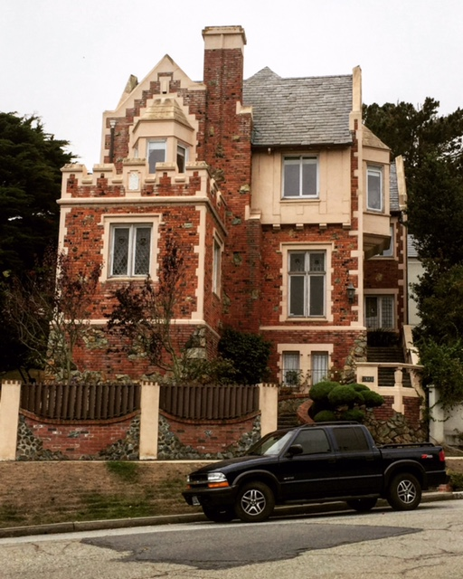 House of 'Carter the Great' a secret gem of San Francisco