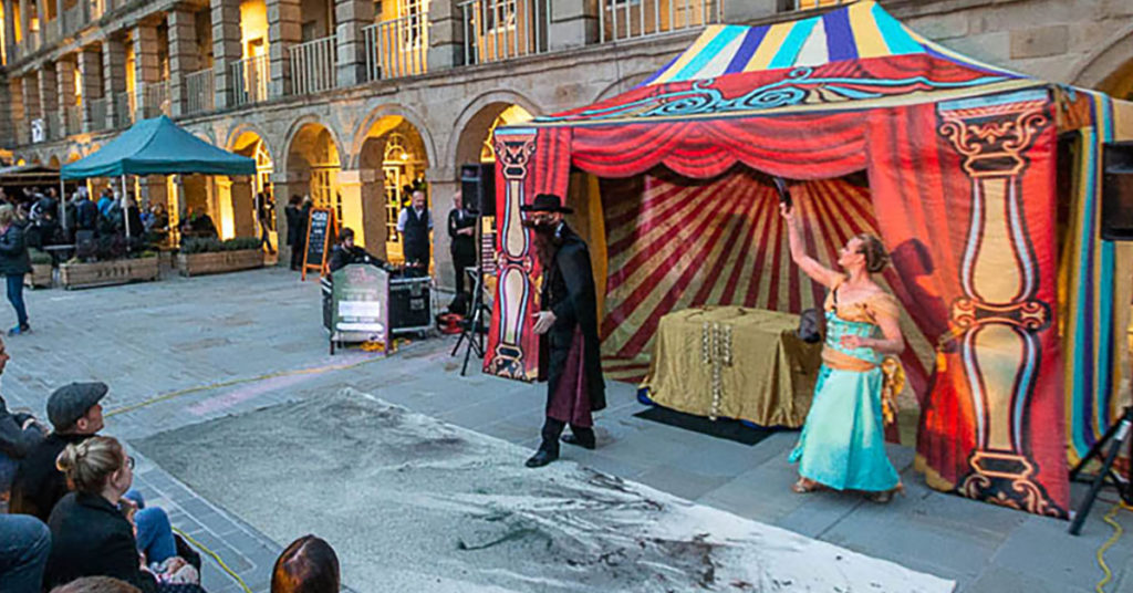 magic street theatre