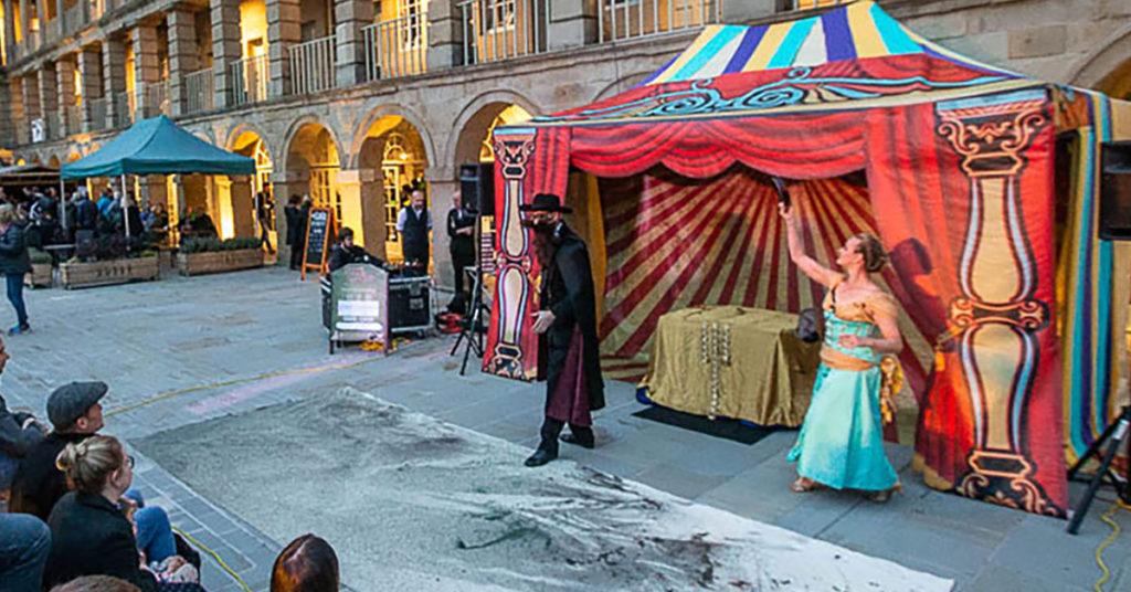 magic street theatre