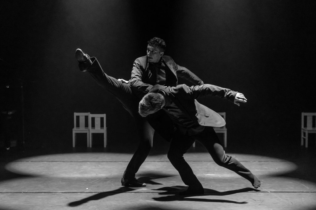 Dance artist Gareth Mole talks about the impact of Covid-19 on his career.