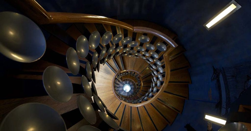 magic circle secrets staircase