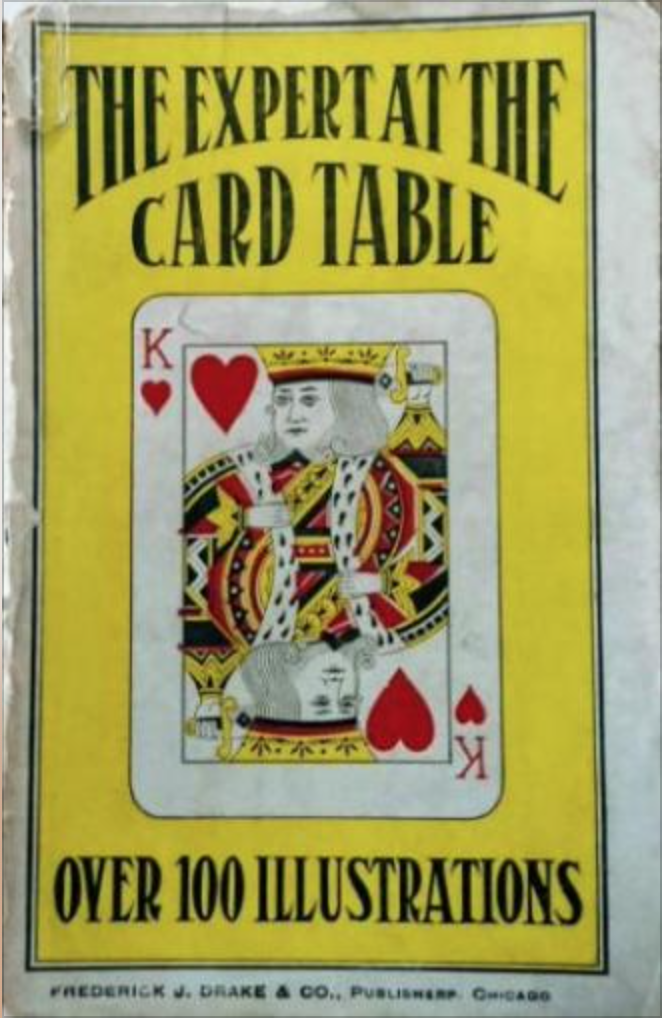 Cover of Expert at The Card Table.
